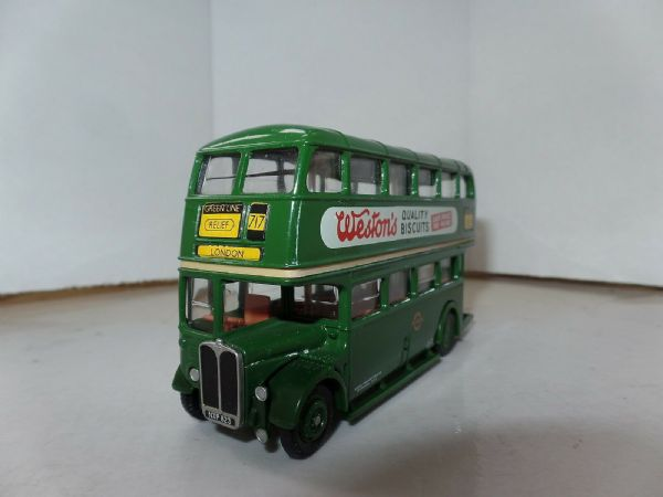 EFE 101x AEC RT London Transport Country Area Bus Code 3 Greenline 717 London
